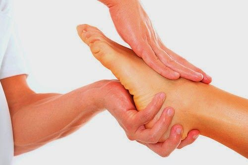 Foot Pain is very common