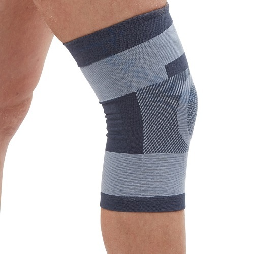 Wearing Knee Compression Sleeves