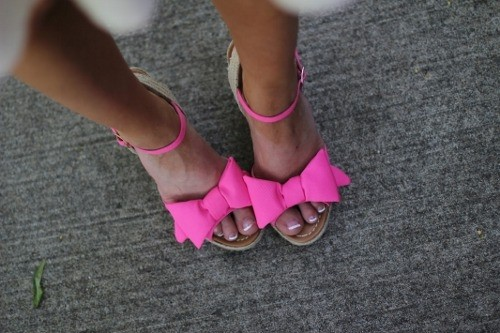 Peep Toed Sandals increase the risk of bunions