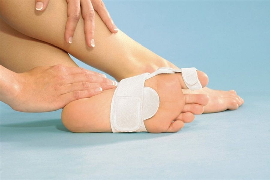 Bunion Splint For Treatment Of Bunions