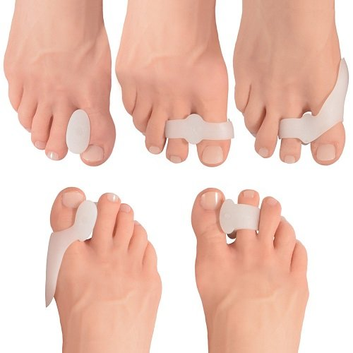 Dr. Frederick's Original 14 Piece Bunion Pad & Spacer Kit