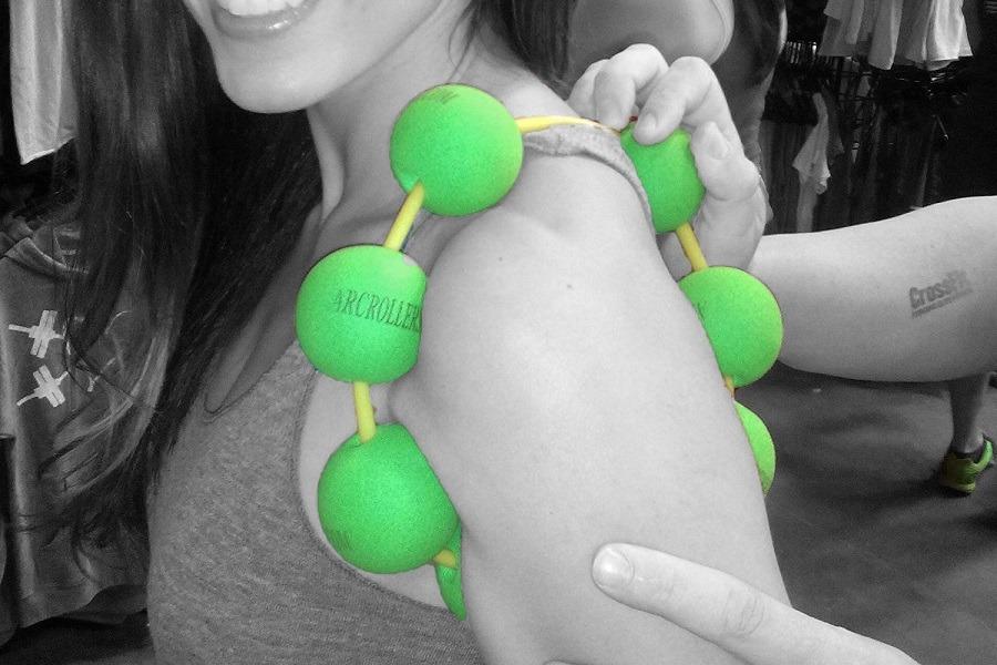 MyoBalls Foam Roller Balls