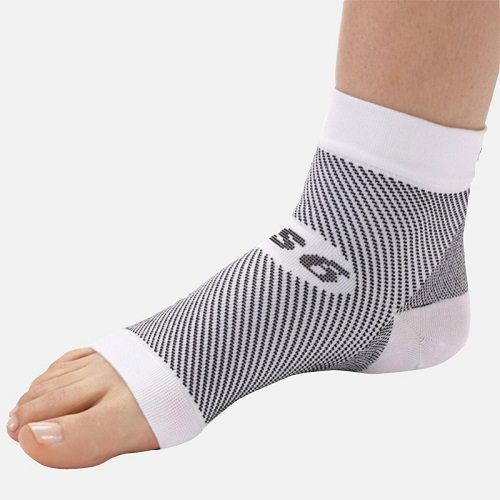OrthoSleeve FS6 Compression Foot Sleeve Pair